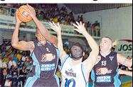 Peter Kiganya: Kenya's gentle basketball giant